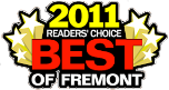 2011 readers choice best of fremont